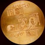 Pavement jewellery bronze ingot - 3